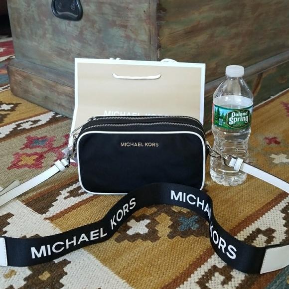 Michael Kors Connie Small Camera Bag Crossbody Boutique